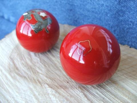 китайские массажные шары