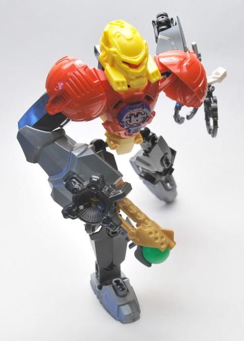 уникальная модель боевого робота